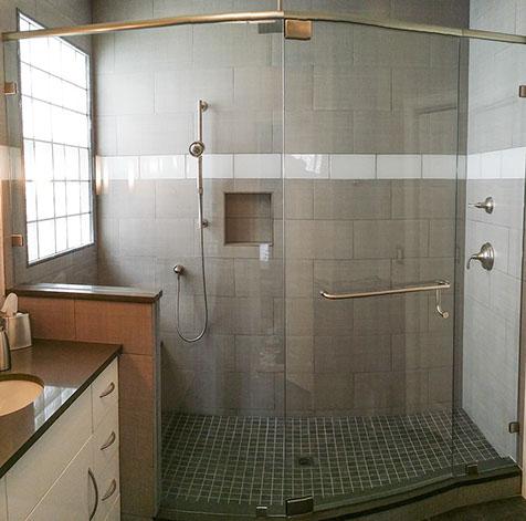 Denver Glass Shower Door Enclosure Company Frameless Shower Door